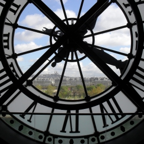 D'orsay clock